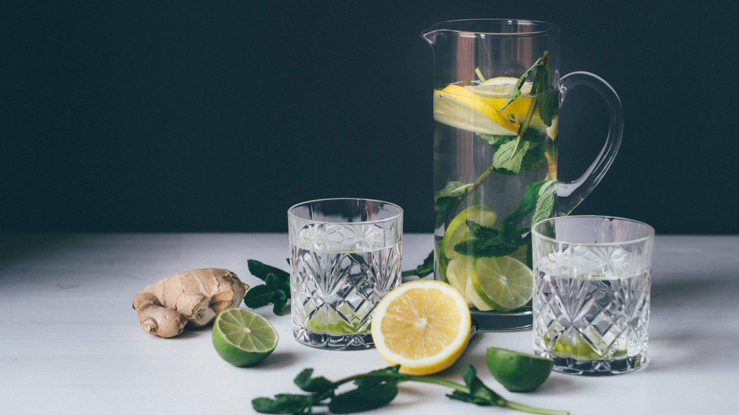 3 Water cocktails recepten