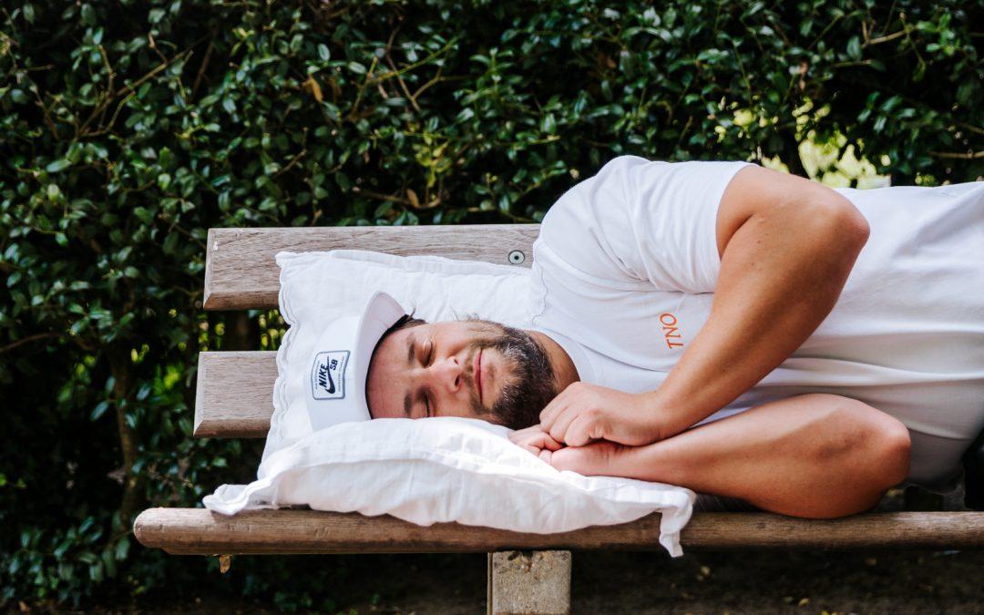 slapen, slaap, afvallen, personal trainer, nijmegen, blog