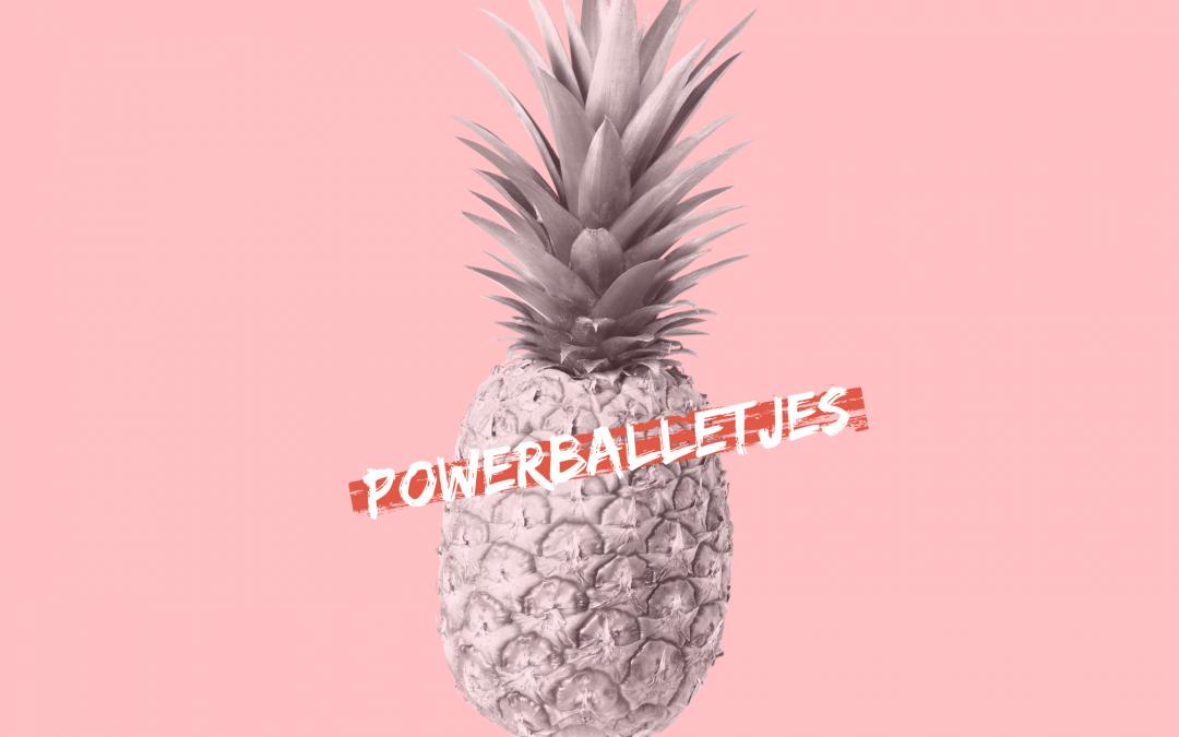 Power balletjes