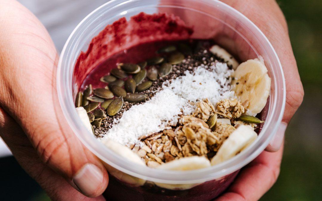 acai bowl, intermitted fasting, macro's, wouter van aalst, Nijmegen, personal trainer, afvallen, ontbijten en afvallen